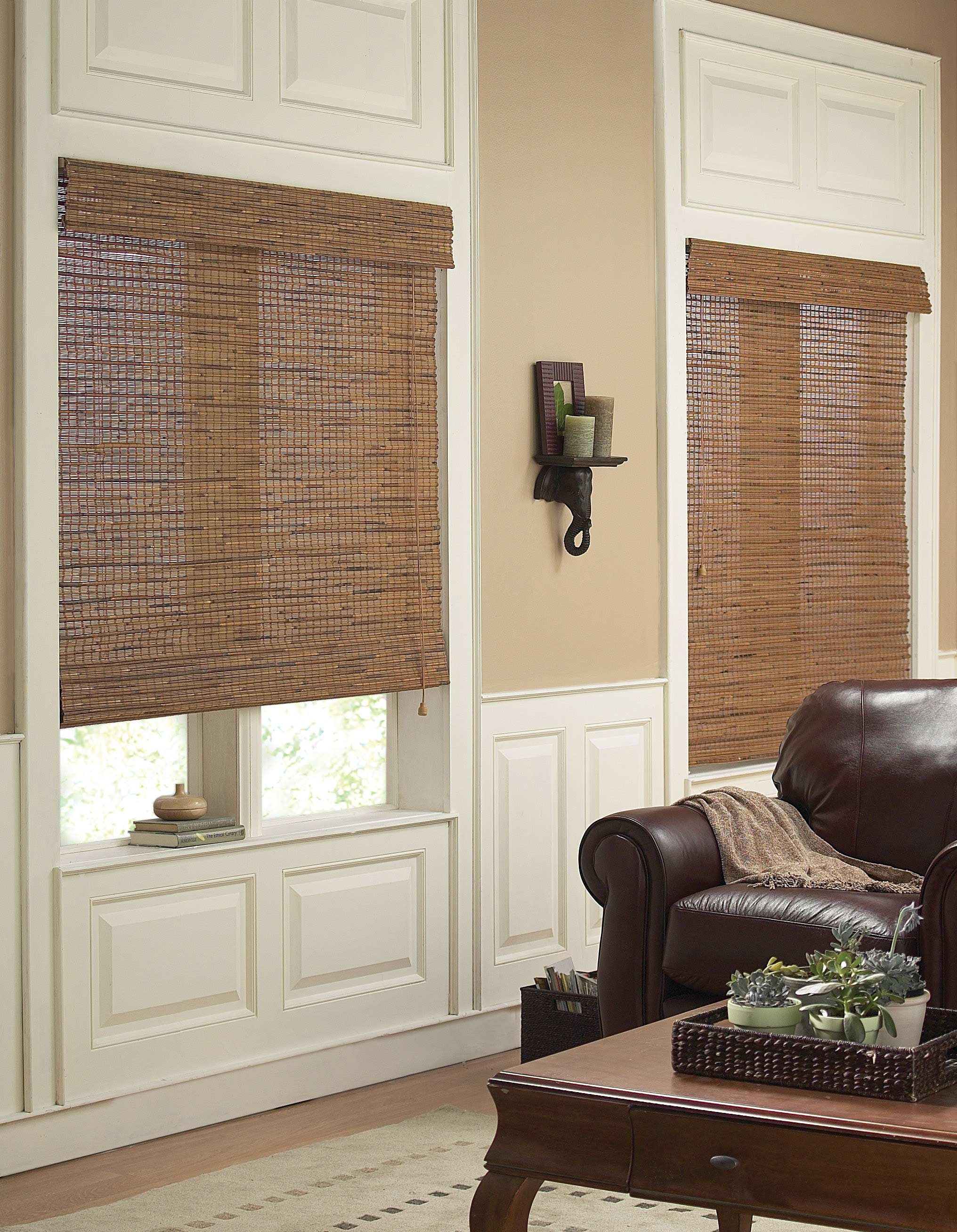 overstock maple radiance collection shipping free finish product cod today blinds shade bamboo roman garden blind cape home