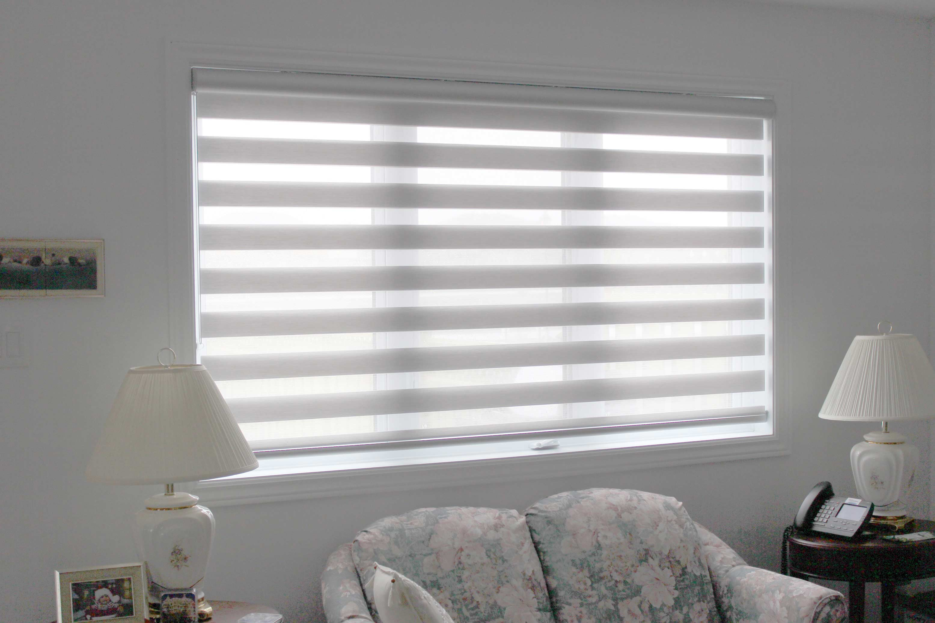 youtube magic watch of blinds room vinyl shades pleated review achim darkening